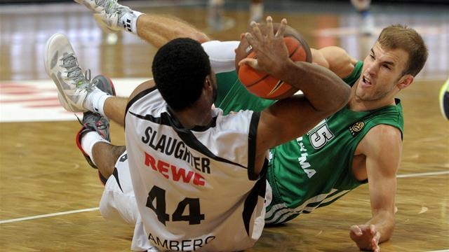 Panathinaikos face Turks - Basketball - EuroLeague