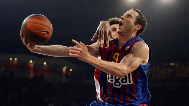 Barcelona reach Final Four - Basketball