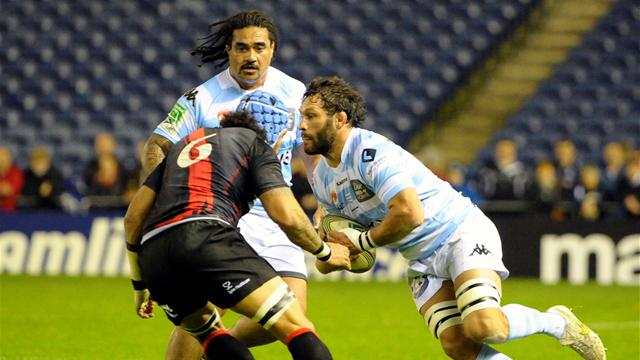 """L'arrogance"" du Racing - Rugby - Coupe d'Europe"