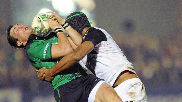 Toulouse impose sa loi - Rugby - Coupe d'Europe