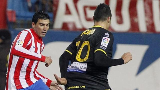 Atletico 3-2 Levante - Football - La Liga