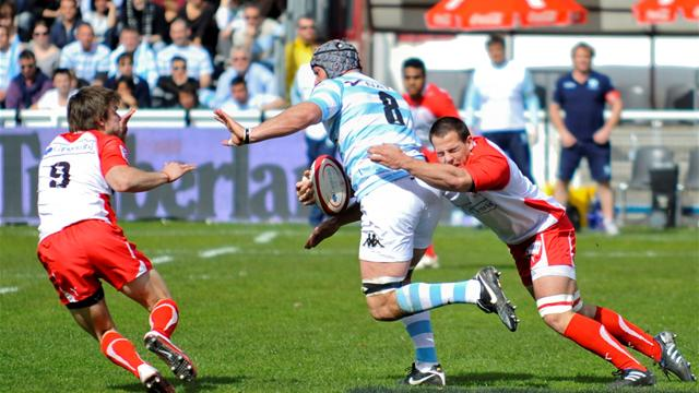 Usap-Racing: le réveil ? - Rugby - Top 14