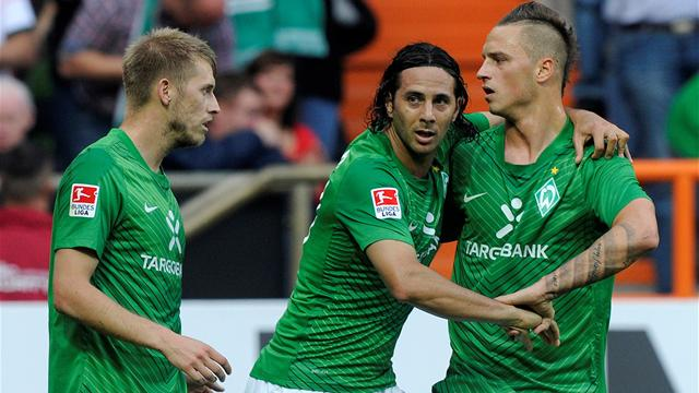 Pizarro worry for Bremen - Football - Bundesliga