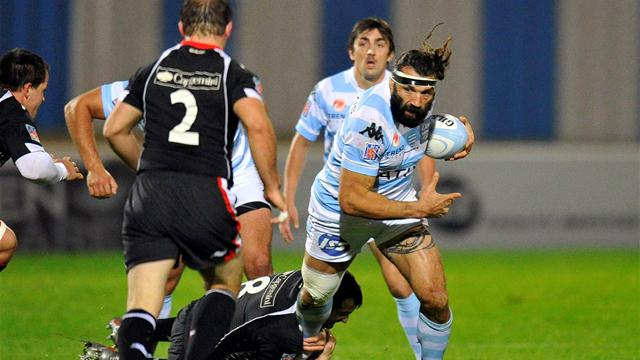 Le réveil du Racing ? - Rugby - Top 14