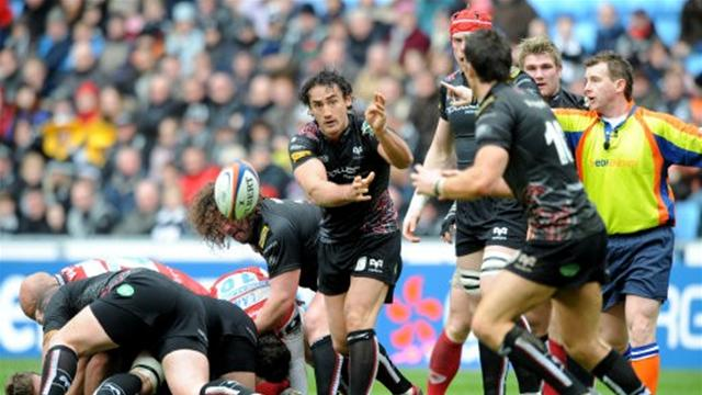 Ospreys join three-way - Rugby - RaboDirect Pro12