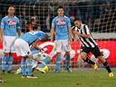 Juventus steal draw
