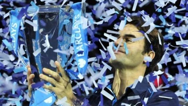 Federer takes aim at number one ranking