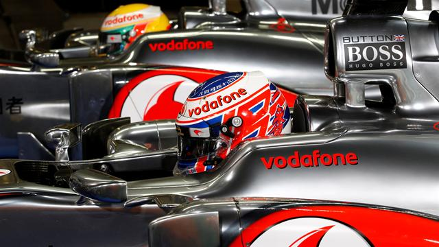 McLaren set for new car - Formula 1