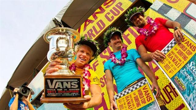 Hawaiian teen wins Vans World Cup