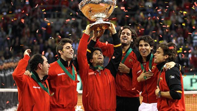 Spain face long trip to Canada in 2013 Davis Cup