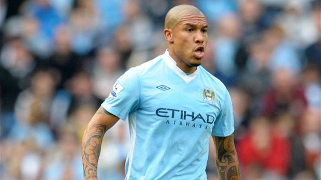 De Jong 'happy at City' - Football - Premier League