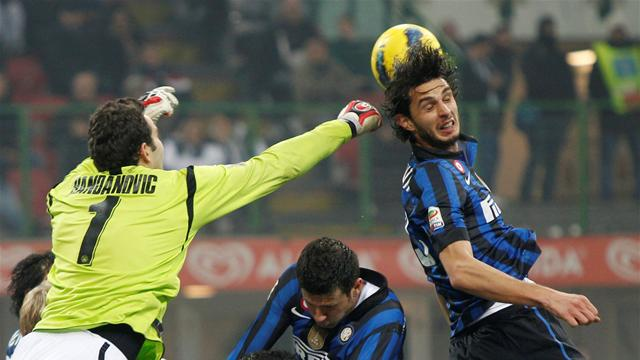 Handanovic joins Inter