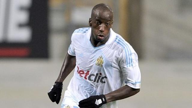 FOOTBALL 2011 Marseille - Diawara