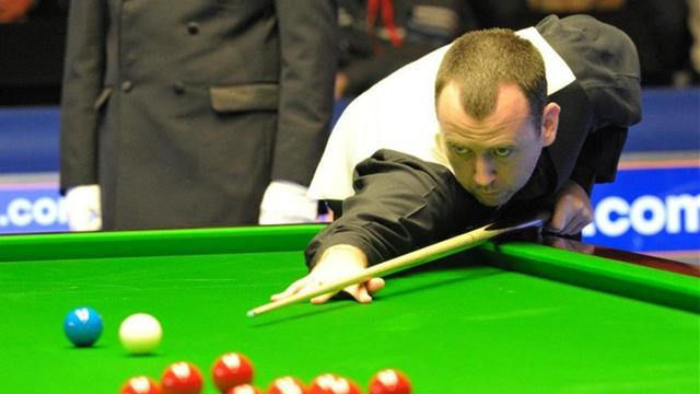 Williams fined for Crucible 's***hole' slur