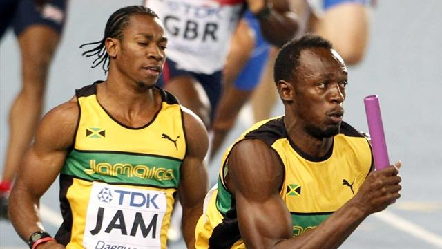 Blake ready to lead Jamaica sprint attack