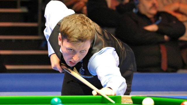 Bingham to face Walden - Snooker