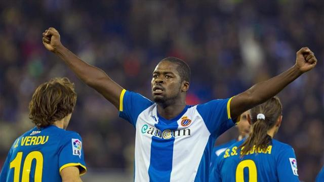 Romaric dropped by country - Football - Liga