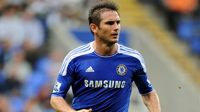 Lampard dismisses Galaxy - Football - Premier League