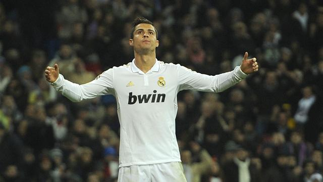 Cristiano Ronaldo - Real Madrid vs Barcelona - La Liga 2011/2012