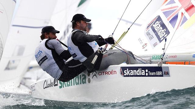 Morrison and Rhodes grab 49er spot