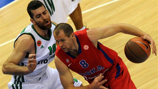 CSKA stay perfect in EuroLeague