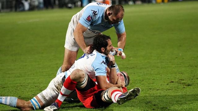 Aguilera suspendu - Rugby - Top 14