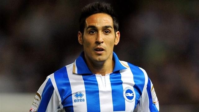 Poyet expects Vicente deal - Football - Championship
