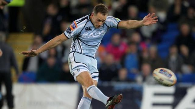 Parks stars as Blues beat Ulster
