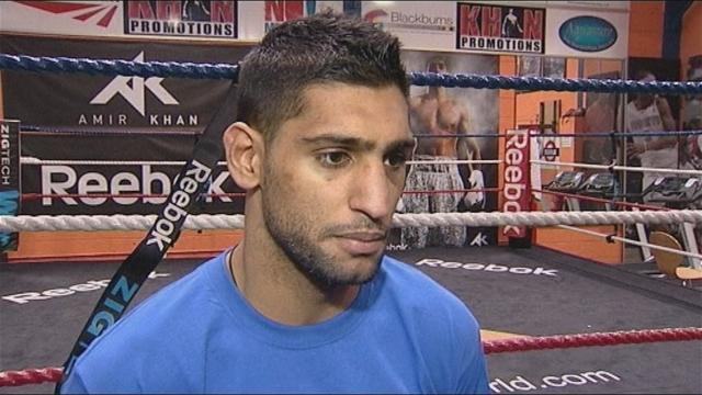Khan-Garcia title bout confirmed