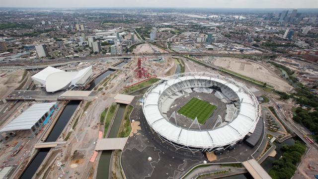 F1 could race on London Olympic site
