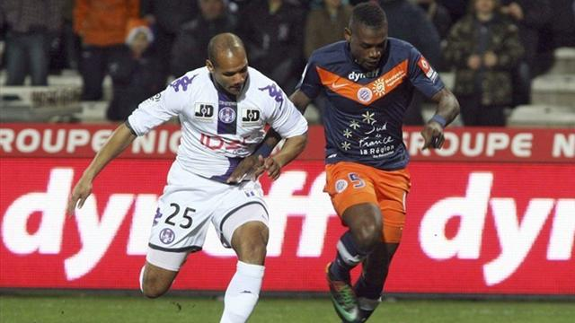 Toulouse deny Montpellier win