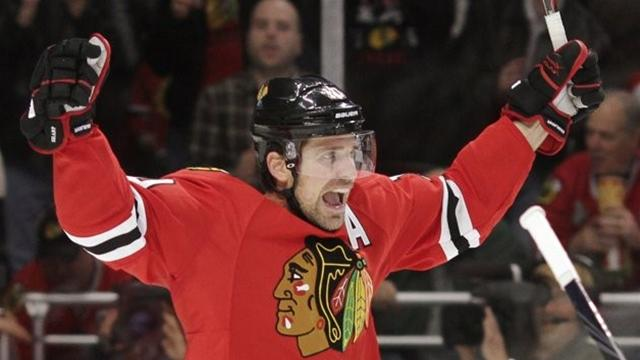 Blackhawks douse Flames - Ice Hockey - NHL