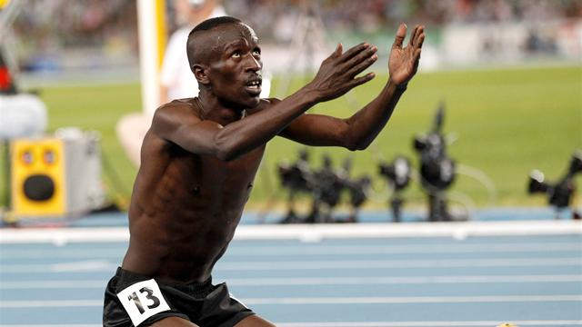 Kemboi charged by police - Olympic Games - London 2012