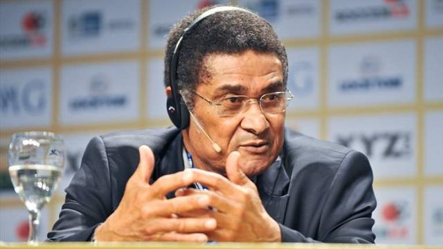 Eusebio flies home   - Football - World Football