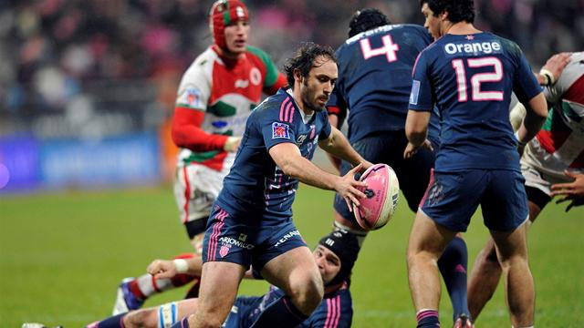 Le grand huit de Paris - Rugby - Top 14