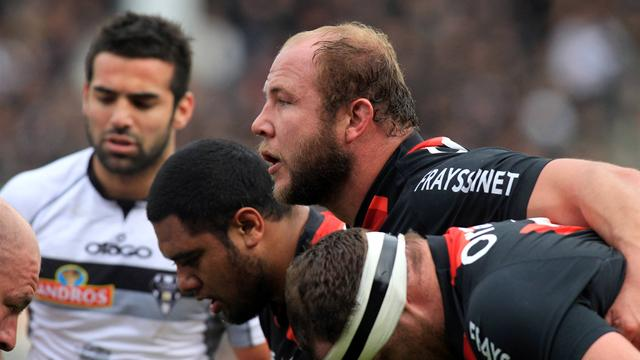 Toulouse sans Botha - Rugby - Top 14
