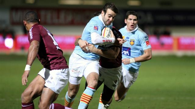 Usap : Michel a prolongé - Rugby - Top 14