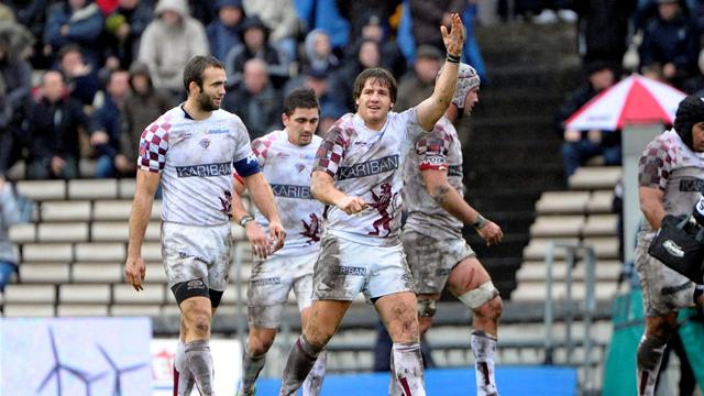 L'UBB explose Paris - Rugby - Top 14