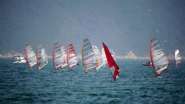Carney hopeful of Olympics - Sailing