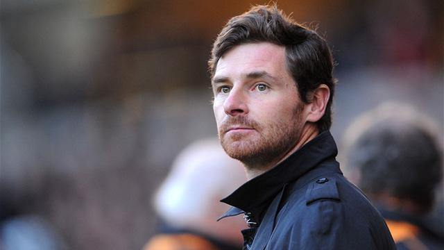 Villas-Boas set for Spurs - Football - Premier League