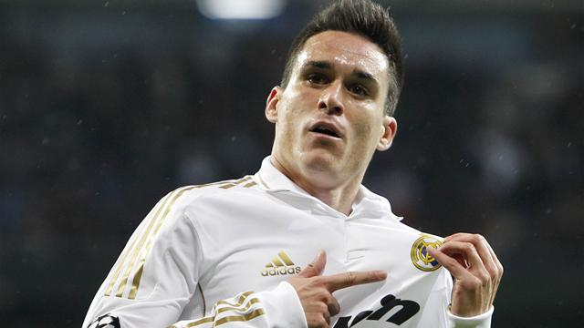 FOOTBALL - 2011/2012 - Real Madrid - Callejon