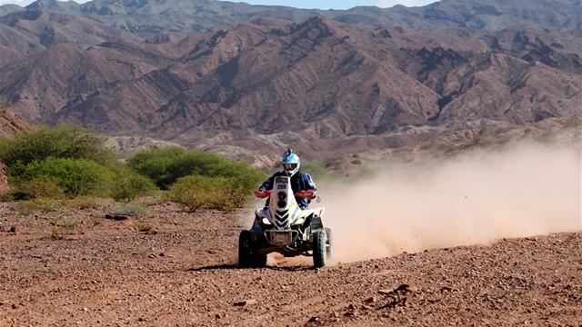 Quads: Maffei wins stage - Rally Raid - Dakar