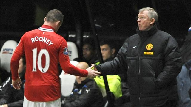 Fergie fumes as Rooney on Olympics shortlist