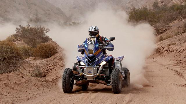 Quads: Alejandro in charge - Rally Raid - Dakar