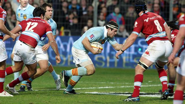Usap : Guirado prolonge - Rugby - Top 14