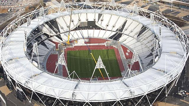 Stadium bidding extended - Olympic Games - London 2012