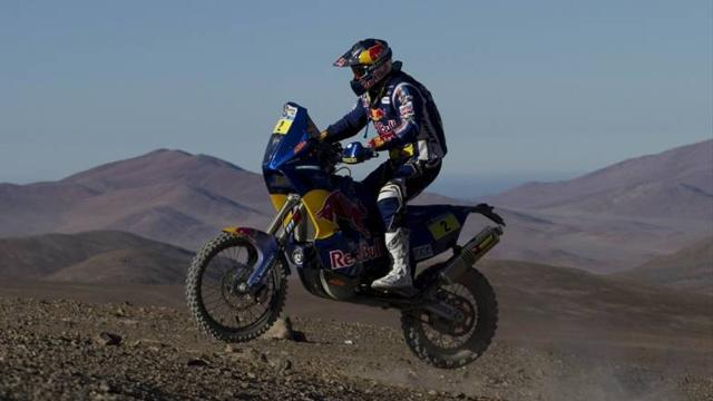 Bikes: Despres set to win  - Rally Raid - Dakar