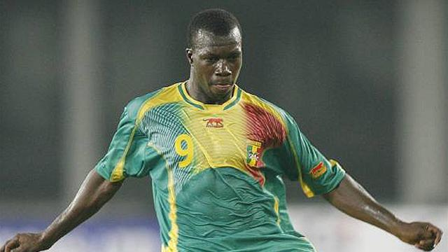 Injury rules Mali's Sidibe out of Cup