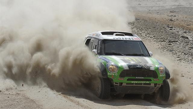 Cars: Peterhansel wins  - Rally Raid - Dakar