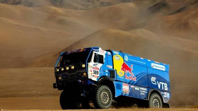 Trucks: Karginov wins - Rally Raid - Dakar